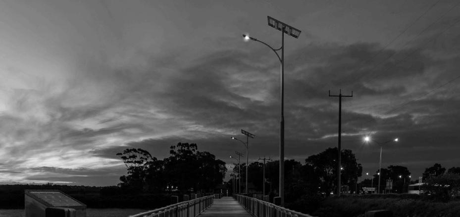 Leadsun LED Streetlight
